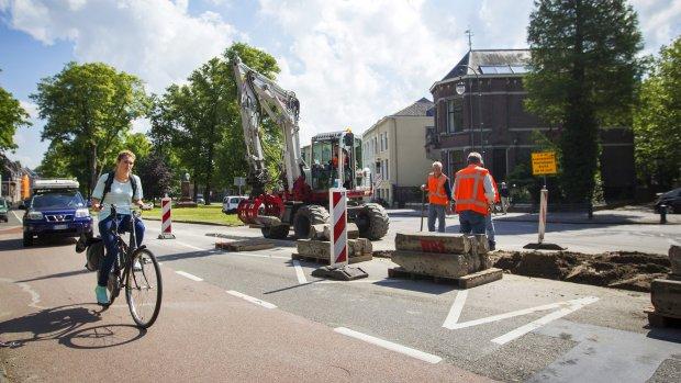 Wel eruit, niet erin: Utrechters balen van parkeerbeleid Tour