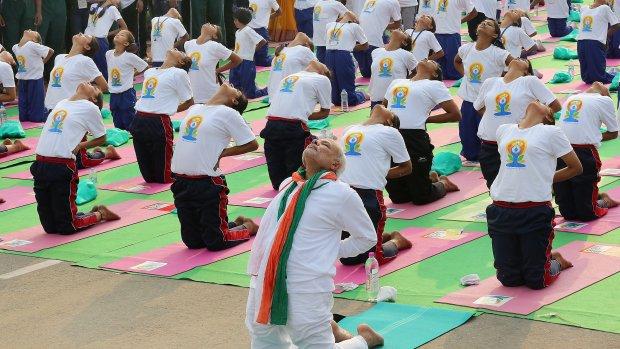 Yoga en meditatie kunnen zorgkosten flink verlagen
