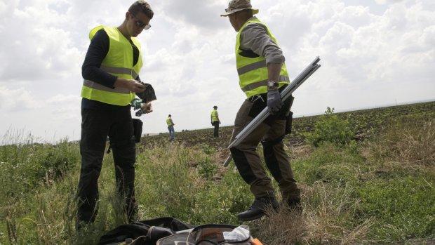 Nederlandse opsporingsmissie Oost-Oekraïne afgerond
