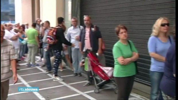 Europa: Griekse kapitaalcontroles zijn gerechtvaardigd