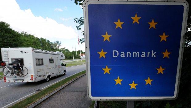 Denemarken brengt grenscontrole terug tegen illegalen