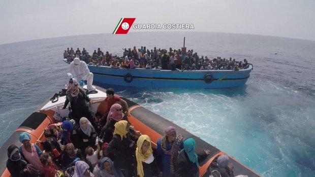 Toename van 80 procent: 135.000 bootvluchtelingen naar Europa