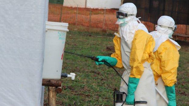 Mogelijk toch weer ebola-uitbraak in Congo