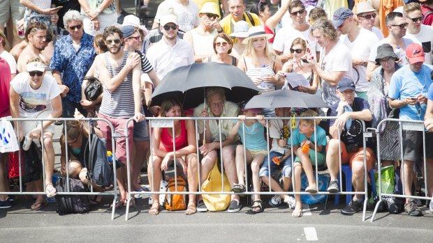 350.000 toeschouwers bij start Tour in Utrecht