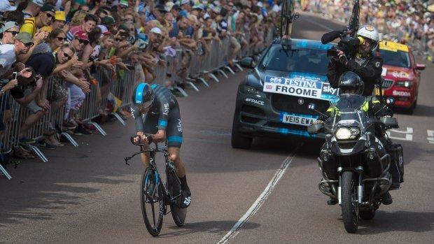 Eerste dag Tour de France geslaagd