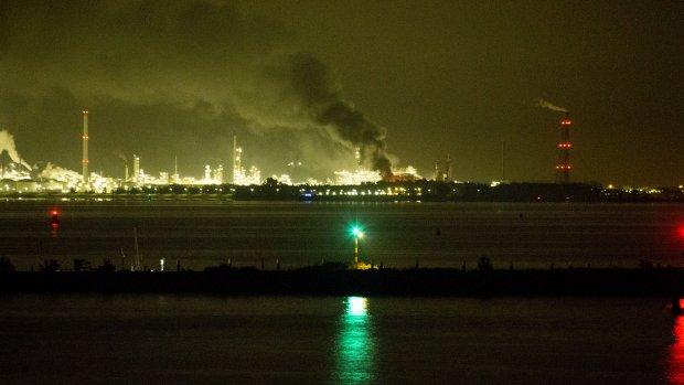 Onderzoeksraad tikt Shell Moerdijk op de vingers