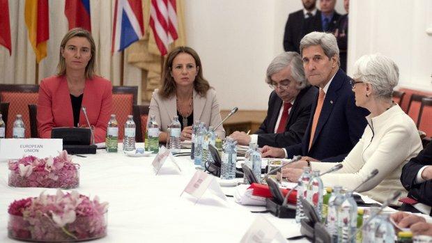 Iran en VS ruziën door na sluiten atoomakkoord