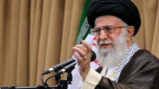 Ayatollah Khamenei: Verzet tegen VS blijft, ondanks atoomakkoord