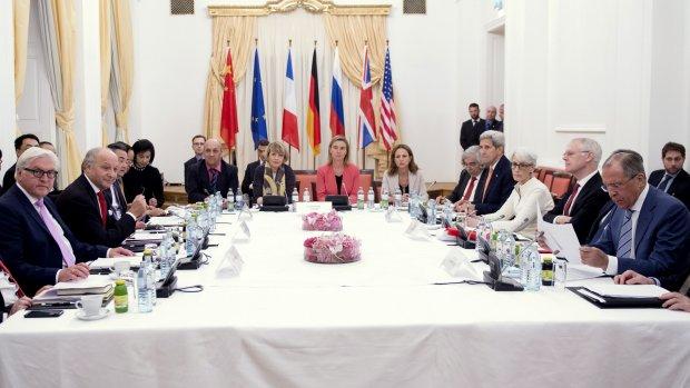 VN-Veiligheidsraad stemt over Iran-resolutie