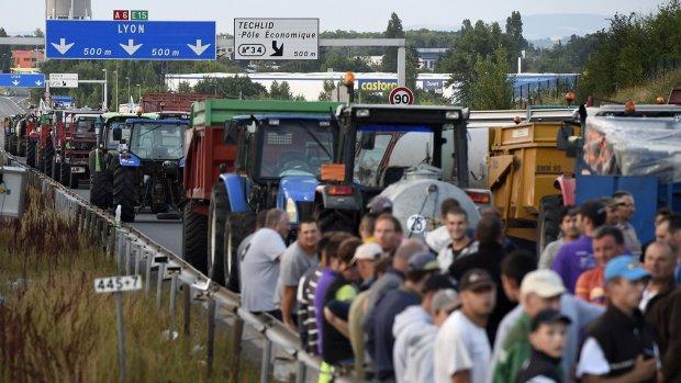 Fransen tegen liberalisering arbeidsmarkt