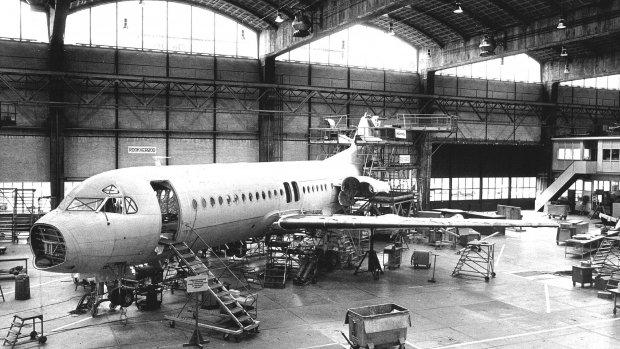 De turbulente geschiedenis van Fokker