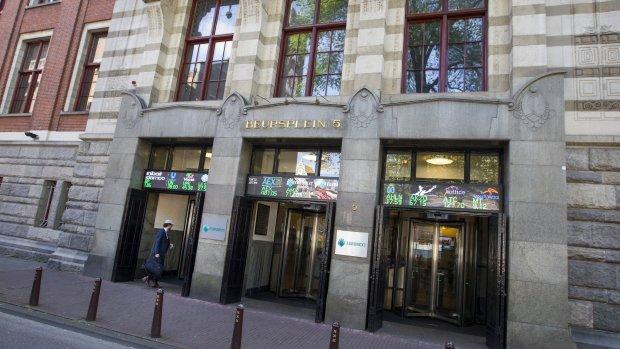 Feest op de beurs: AEX sluit op hoogste punt sinds 2001