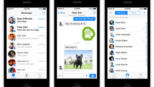 Zo wil Facebook geld gaan verdienen aan Messenger