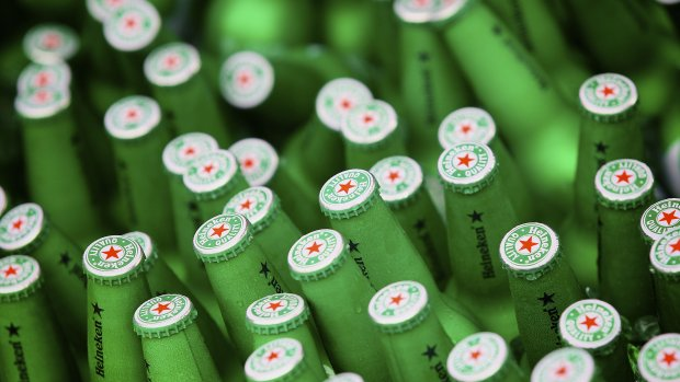 Heineken doet verzoenpoging na 'communistische ster'-affaire