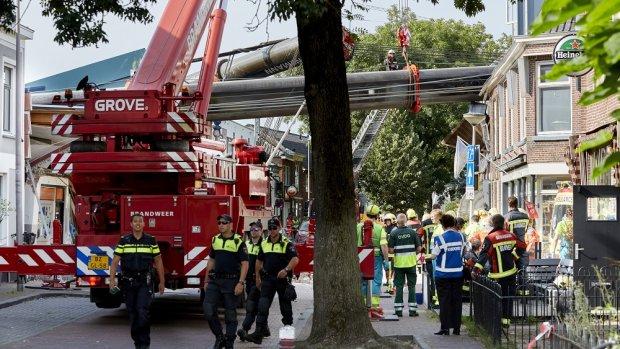 Live om 19:15 uur: Persconferentie ongeluk Alphen aan den Rijn