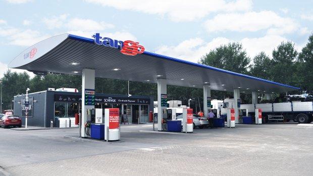 Het kleine tankstationwinkeltje verdwijnt: meer onbemande pompen