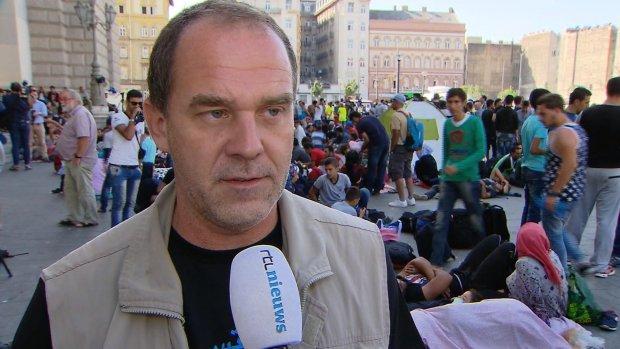 'Situatie op plein Boedapest is verschrikkelijk'