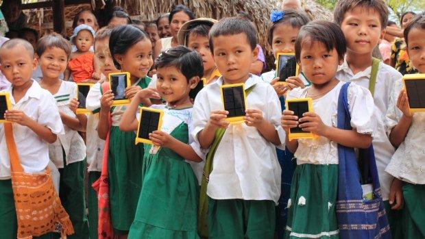 WakaWaka doneerde te weinig lampen aan ontwikkelingslanden