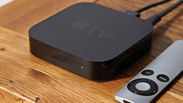 'Met de nieuwe Apple TV kun je naast Netflixen ook gamen'