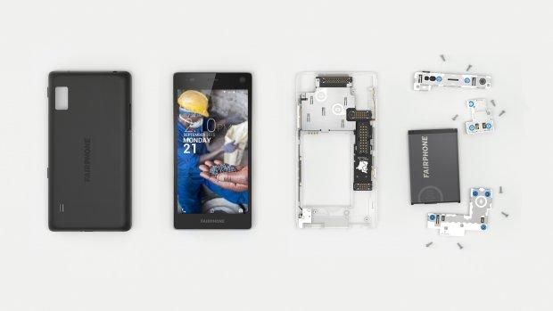 Fairphone 2 komt in november op de markt
