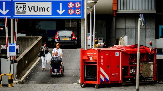Investeringen drukken VU Medisch Centrum in het rood