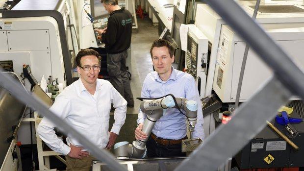 Uitzendbureau voor robots wil Europees marktleider worden