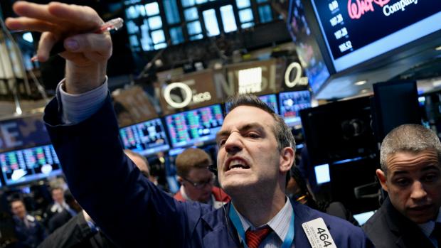 'Ravage op beurs is nog geen recessie'