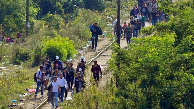 Hongarije kan elk moment grens sluiten