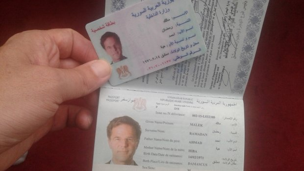 'Als Rutte een Syrisch paspoort kan krijgen, lukt het iedereen'