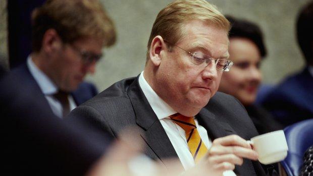 Zaak-Van der G. 'pijnlijk' voor Van der Steur