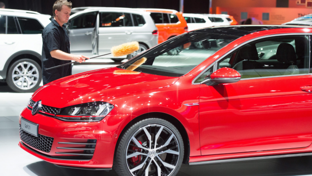 Volkswagen 16 miljard minder waard
