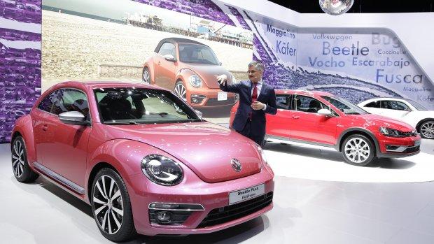Volkswagen-baas: 'We hebben het totaal verknald'