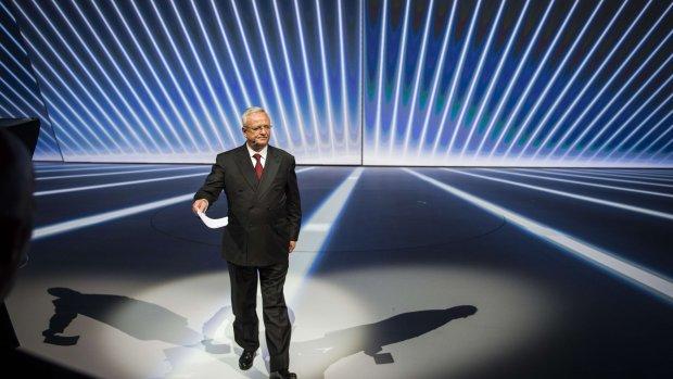 Topman Volkswagen stapt op vanwege dieselschandaal