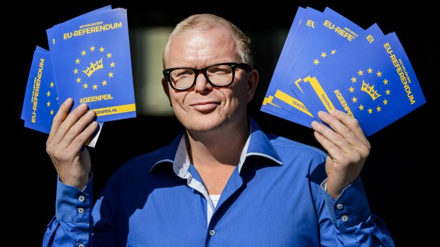 440.000 handtekeningen voor GeenPeil, Nederland naar de stembus