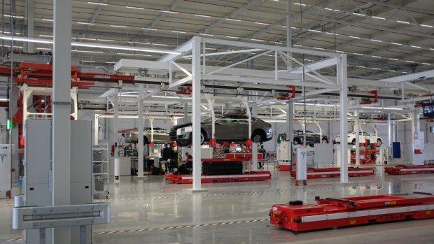 Tesla levert in eerste kwartaal minder auto's af dan verwacht