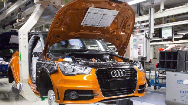 2,1 miljoen Audi's betrokken in dieselgate