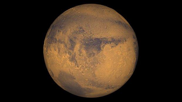 Bewijs gevonden voor vloeibaar water op Mars