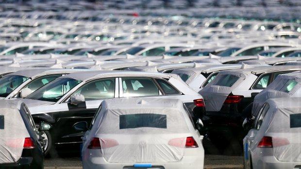 Volkswagen roept 11 miljoen auto's met sjoemelsoftware terug