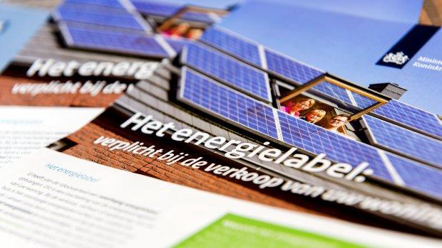 Tienduizenden huizen verkocht zonder energielabel