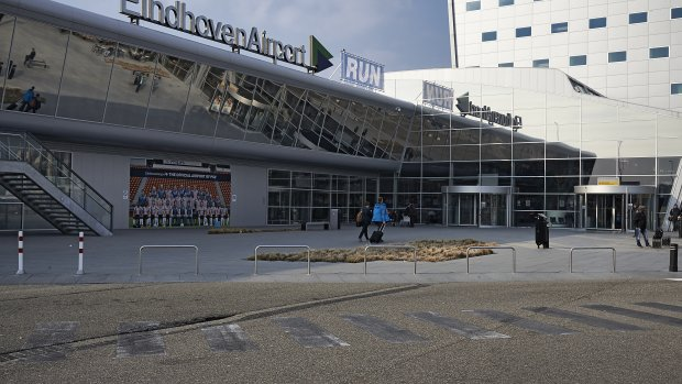 Eindhoven Airport groeit het hardst