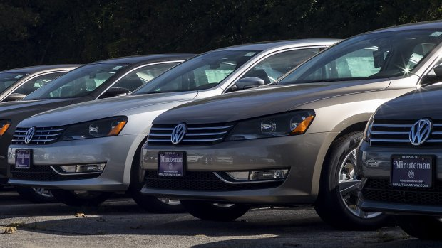 Houston eist 100 miljoen van Volkswagen
