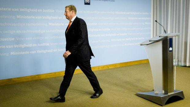 Vijf valkuilen voor Van der Steur in cruciaal debat