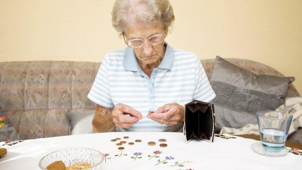 Pensioenen kunnen jaren niet omhoog