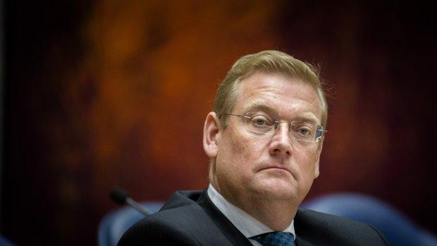Strenge speech minister na Van der G.-rel: 'Open zijn over fouten'