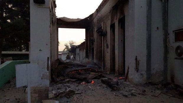 Zeker 9 doden bij bombardement AzG-kliniek