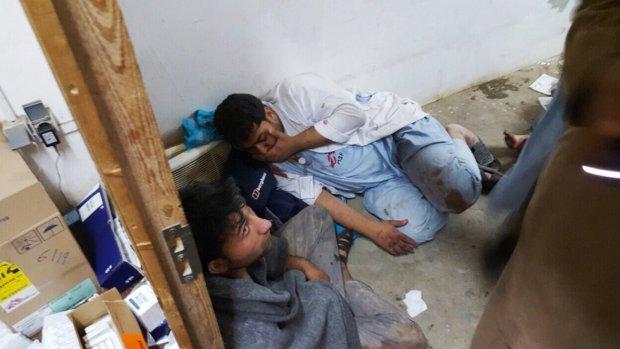 Artsen zonder Grenzen: meer doden door bommen op ziekenhuis