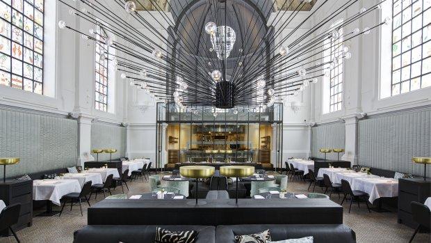 'Alles smaakt lekkerder in het mooiste restaurant ter wereld'