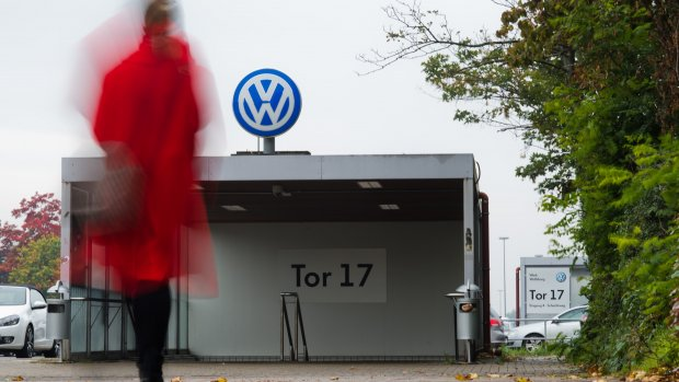 Volkswagen-chef hint op ontslagronde door dieselschandaal