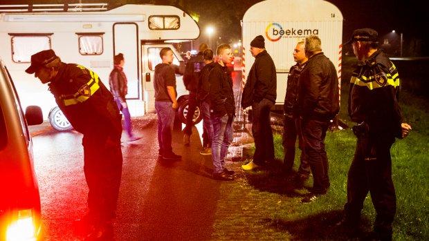 Inwoners Oranje boos op Dijkhoff, niet op asielzoekers