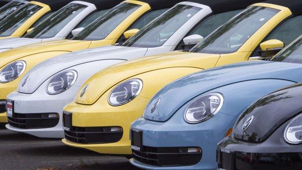 Nieuwste Volkswagens hebben mogelijk ook sjoemelsoftware